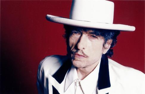 Bob Dylan, en un retrato promocional.