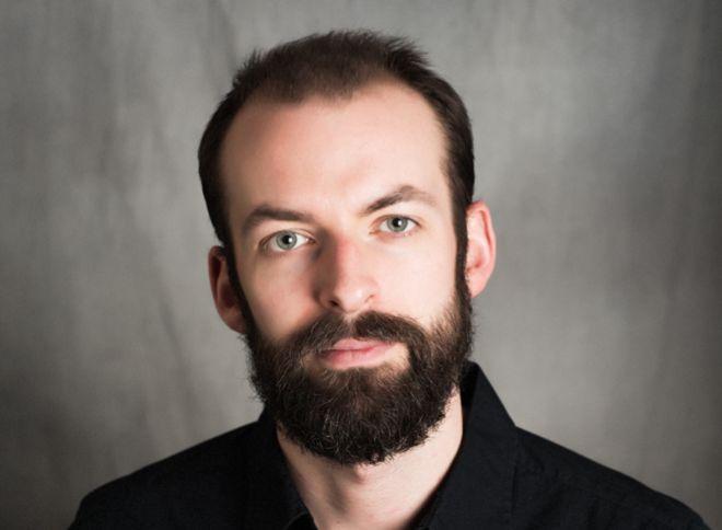 Chris Ruen, autor de '#Gorrones'.