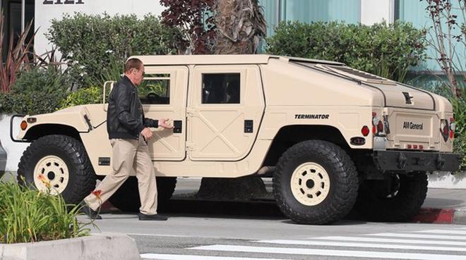 Hummer Arnold Schwarzenegger