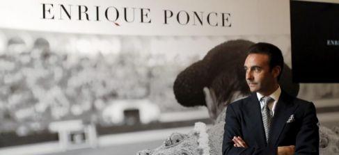 El matador de toros Enrique Ponce.