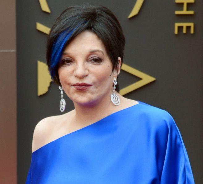 La última aparición pública de Minelli, en los Oscar de 2014.