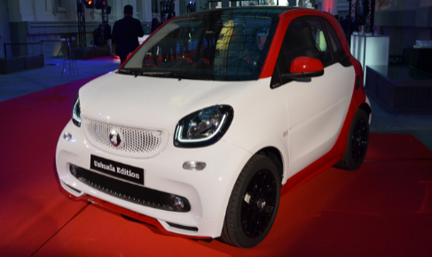 Smart fortwo Ushuaïa Limited Edition
