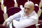 El ahora ex director del Teatro Español, Juan Carlos Pérez de la...