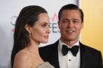 Angelina Jolie y Brad Pitt, en una imagen reciente.