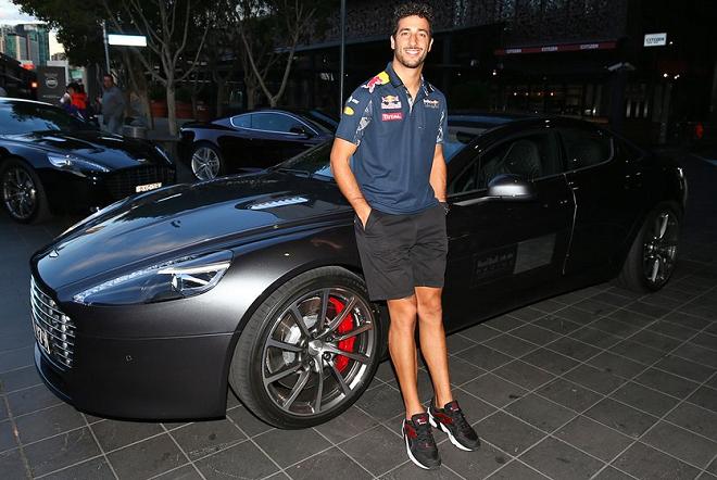 Aston Martin Y Red Bull Se Unen Para Crear Un Supermonoplaza