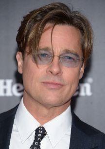 <strong>Brad Pitt.</strong> Es una de las mayores...