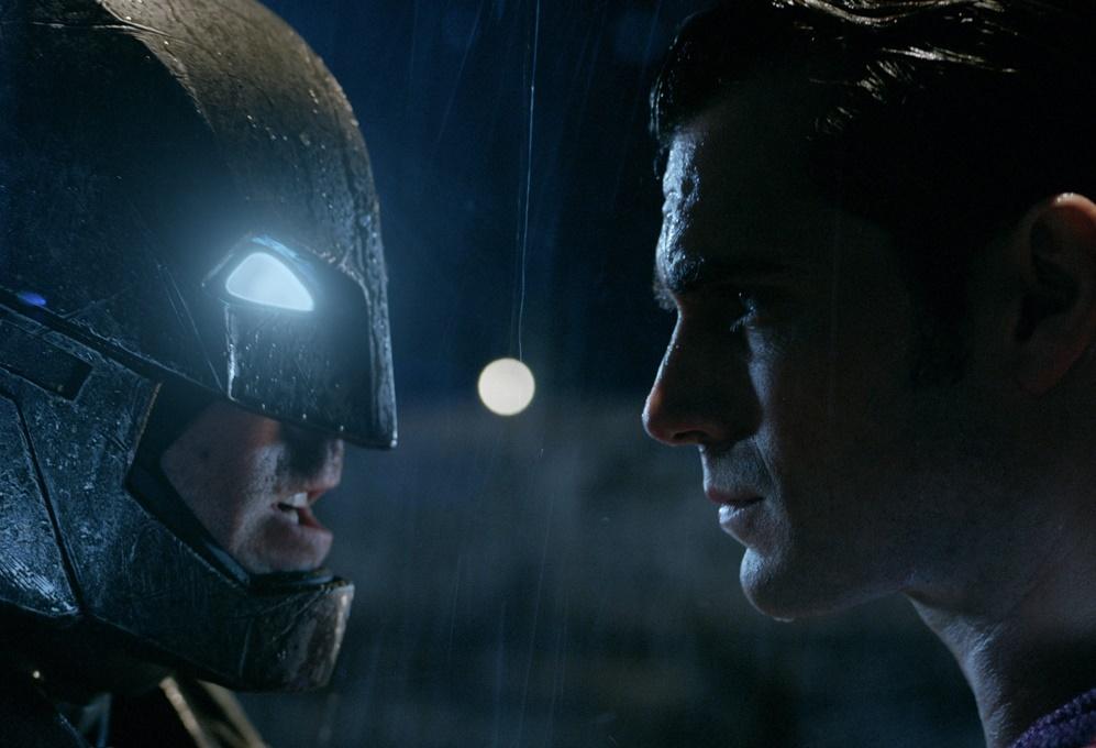Si tenemos que juzgar por las imágenes promocionales de <em>Batman vs...