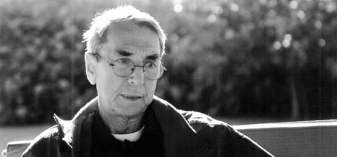 Retrato de Alberto Méndez tomado en 2005.