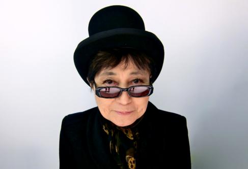 Yoko Ono, en un retrato promocional.