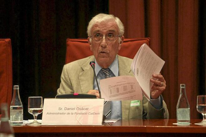 El ex tesorero de Convèrgencia y administrador de CatDem Daniel...