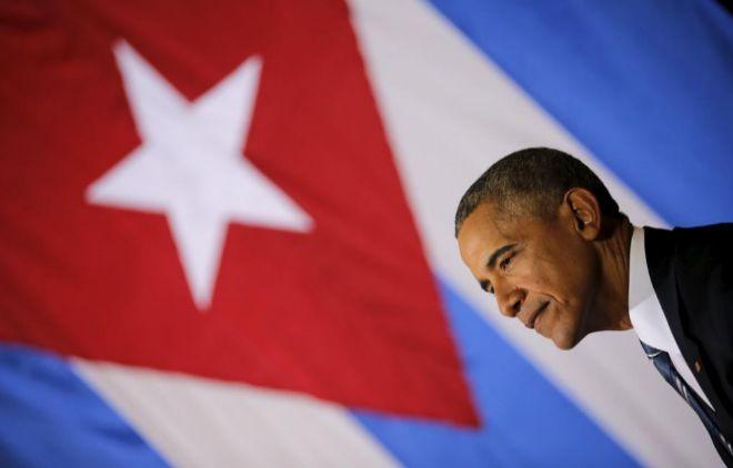 Barack Obama, fotografiado este lunes en La Habana.
