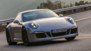 Porsche 911 Carrera GTS Coupé