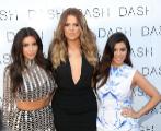 Kim, Khloe y Kourtney Kardashian.