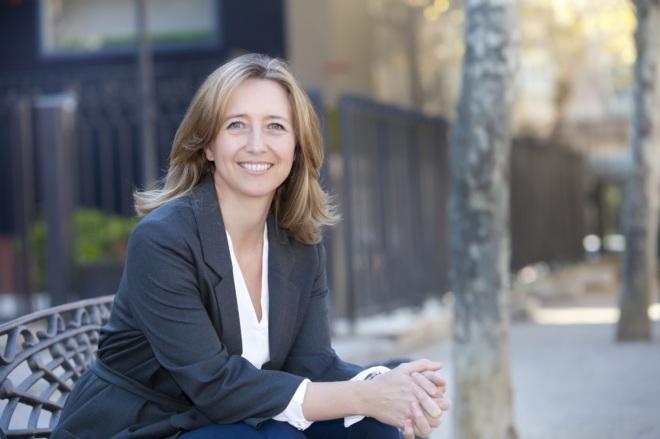 Blanca Narváez, directora de Junior Achievement en España