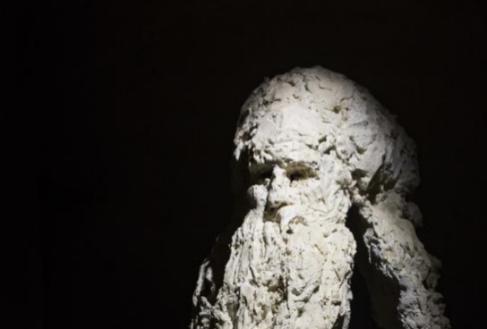 Exposición de Barceló en el Museo Picasso de París.