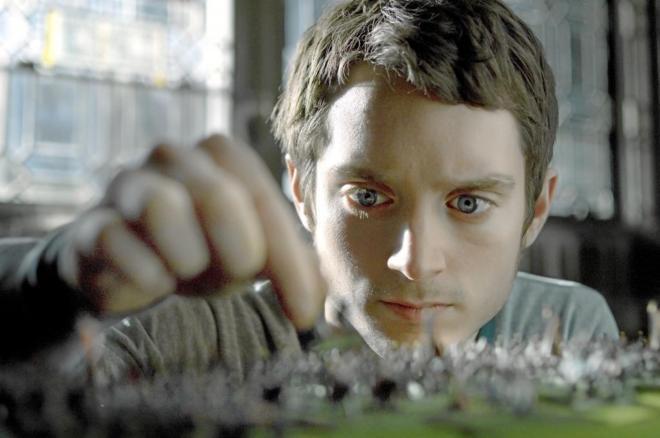 Elijah Wood, en la película 'Los crímenes de Oxford'.