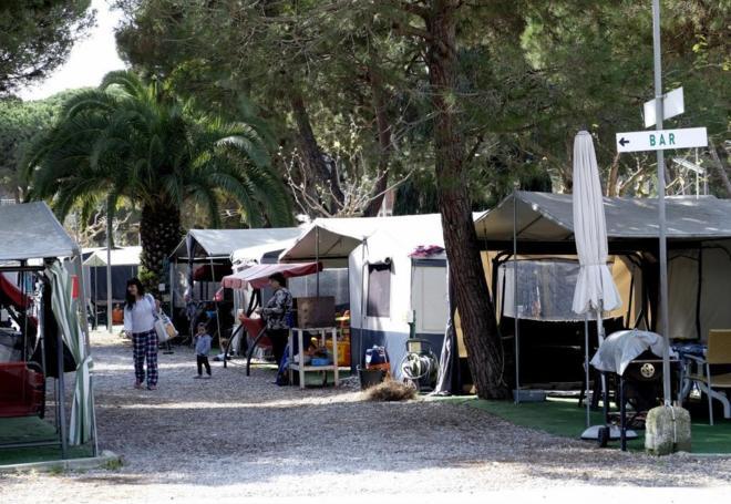 el área de barcelona recupera un 10% de plazas de camping   cataluña