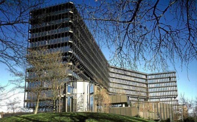Sede de la Oficina de Patentes Europea