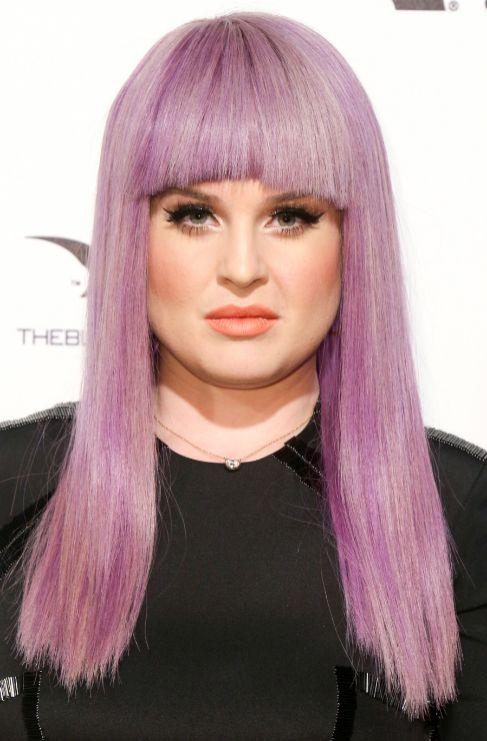 <strong>Kelly Osbourne</strong>. ¿Una polémica con algún Osbourne...