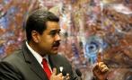 Nicolás Maduro, la semana pasada en La Habana.