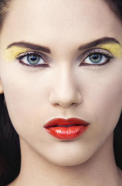 """<h2 class=""""ladillo"""">Sombreado amarillo</h2>En los contrastes reside el..."""