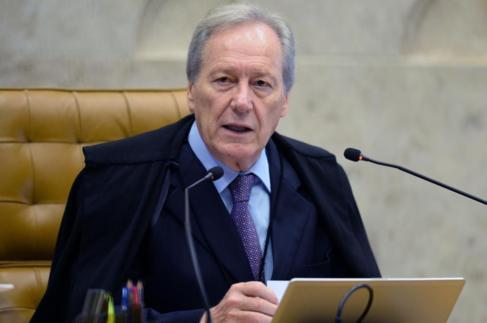 El presidente de la Corte Suprema Ricardo Lewandowski.