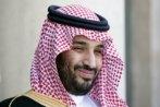 El príncipe Mohammed bin Salman, promotor de este movimiento en...