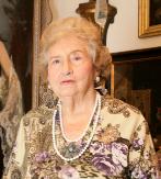 La anterior condesa de Miravalle en una imagen de archivo