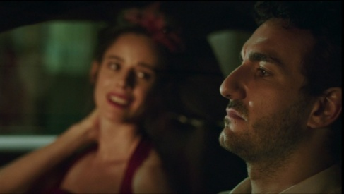 Muki Esparbé y Pilar López de Ayala en 'Rumbos'