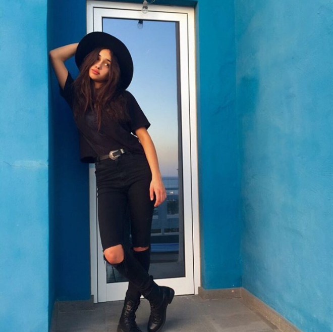 La cantante Eva Ruiz.
