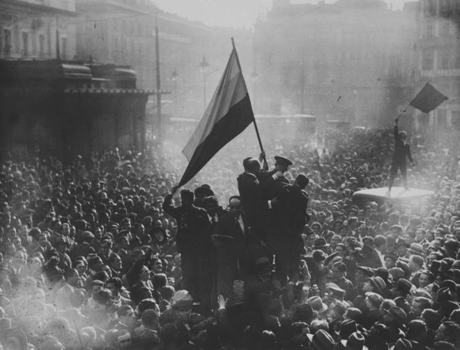 14 de abril de 1931: Así se proclamó la Segunda República | La ...