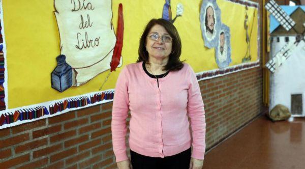 Rosa Villalba Corral. Profesora y directora de colegio.