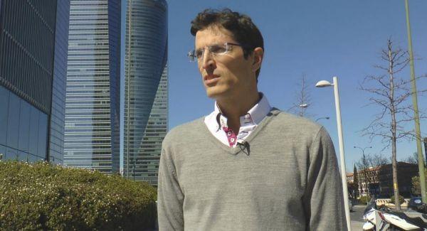 Javier García, consultor de medio ambiente.