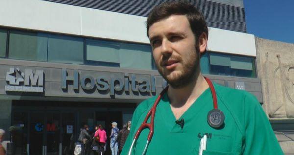Juan Meca, cirujano.