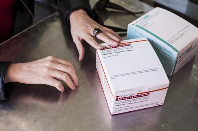 Los nuevos fármacos tienen una alta eficacia contra la hepatitis C.