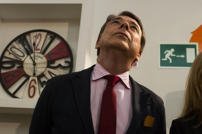 El ex presidente de la Comunidad de Madrid Ignacio González, durante...