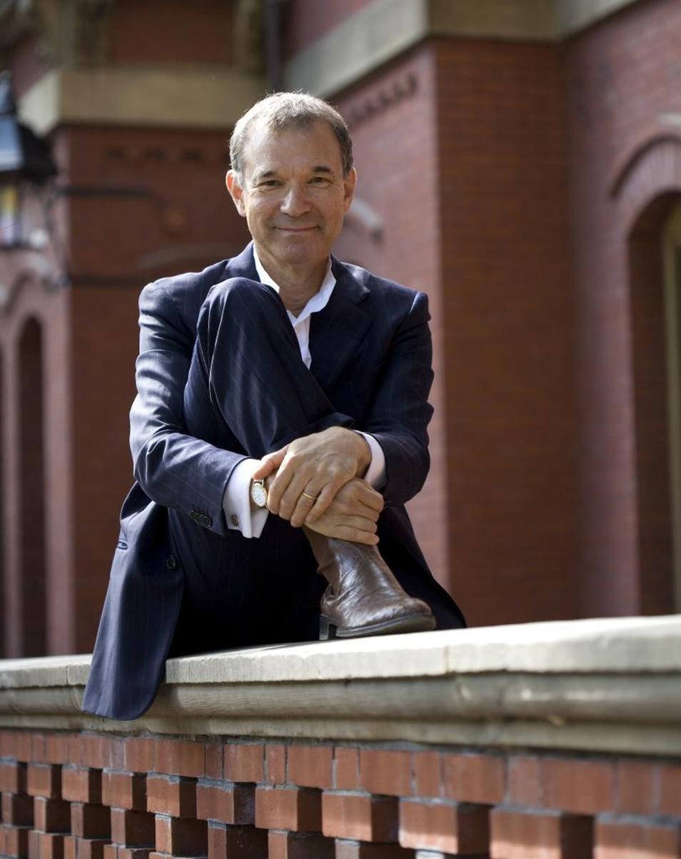 Stephen Greenblatt, profesor del departamento de Literatura Inglesa y...