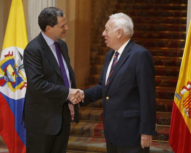 Este martes, José Manuel García-Margallo se reúne con el Alto...