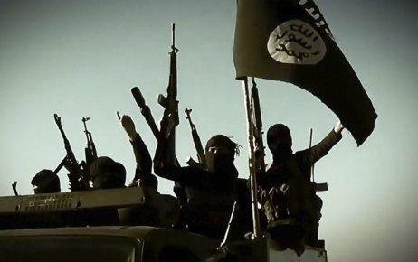 Captura de un vídeo de propaganda del Estado Islámico.