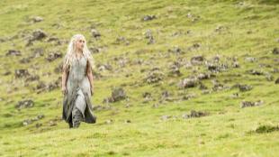 Daenerys Targaryen, durante la quinta temporada de la serie.