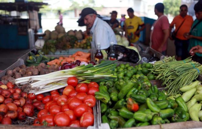 Las frutas y las verduras son clave en la alimentación saludable.
