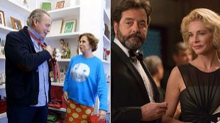 Bertín Osborne con Agatha Ruiz de la Prada y una secuencia de 'La...