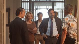 Imagen de la serie 'La embajada'.