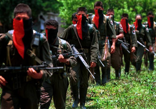 Resultado de imagen para ejército de liberación nacional