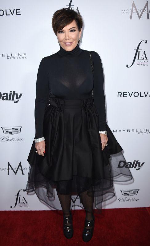 Kris Jenner. La responsable del éxito de las Kardashian no es Kim, ni...
