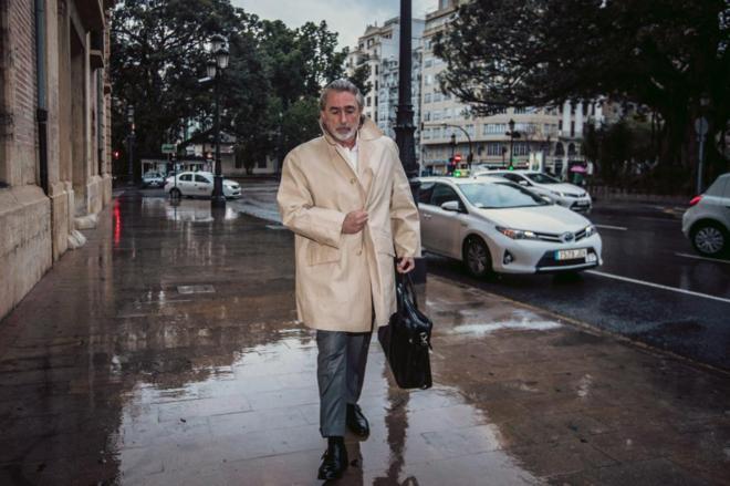 Francisco Correa, presunto cabecilla de la 'trama Gürtel', en...