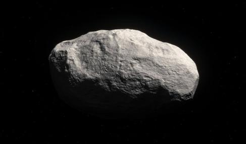Viaje de ida y vuelta del cometa.