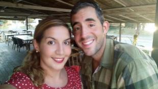 David Hernández y Marta Miguel, los dos jóvenes desaparecidos