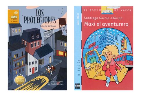 'Los protectores' de Roberto Santiago (2016) y 'Maxi,...