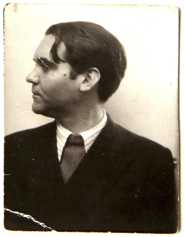 Imagen hasta hoy desconocida de Federico García Lorca, que dedicó a...